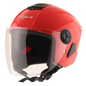 Aster Dx Red Helmet