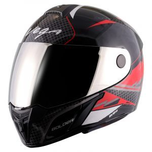 EVO BT Bolder Black Red Helmet