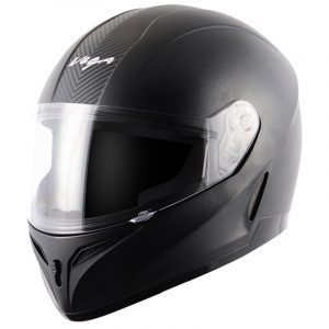 Breeze Black Helmet