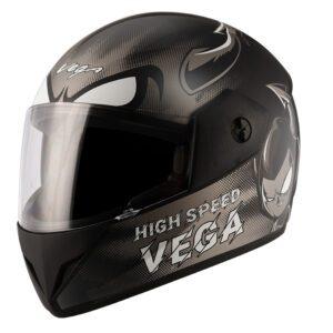Cliff Devil Black Grey Helmet